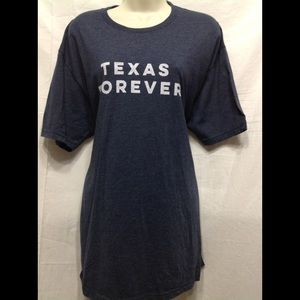 Unisex size XL TEXAS FOREVER tee